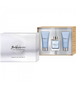 Aktion - Baldessarini Nautic Spirit Trio Set (EdT50/2xSG50)