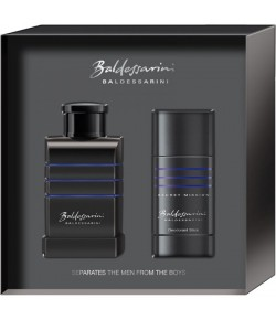 Aktion - Baldessarini Secret Mission Geschenkset (EdT50/Deo40)