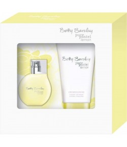 Aktion - Betty Barclay Pure Pastel Lemon Geschenkset (EdT20/SG75)