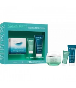 Aktion - Biotherm Coffrets Aquasource Creme PNM 2017 Set