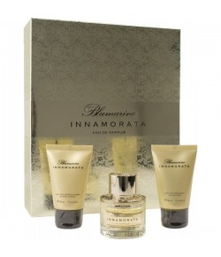 Aktion - Blumarine Innamorata Lovely Lace Geschenk Set (EdP30/SG30/BL30)