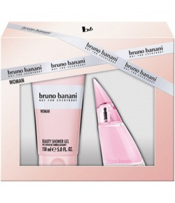 Aktion - Bruno Banani Woman Geschenkset (EdT40/SG150)