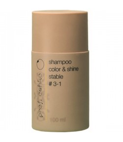 Aktion - C:EHKO prof. cehko Shampoo Color & Shine #3-1 100 ml