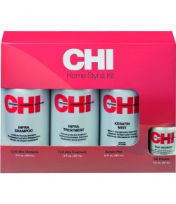 Aktion - CHI Infra Home Stylist Kit 6