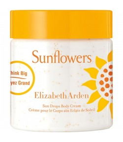 Aktion - Elizabeth Arden Sunflowers Sun Drops Body Cream 500 ml