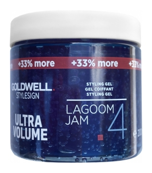 Aktion - Goldwell StyleSign Ultra Volume Lagoom Jam 200 ml