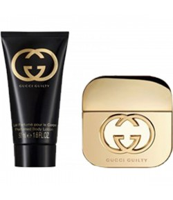 Aktion - Gucci Guilty Geschenkset (EdT30/BL50)