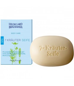 Aktion - Hildegard Braukmann Body Care 7 Kräuter Seife 150 g