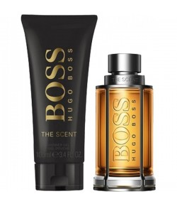 Aktion - Hugo Boss Boss The Scent Geschenkset (EdT50/SG100)