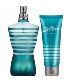 Aktion - Jean Paul Gaultier Le Male Geschenkset (EdT75/SG75)