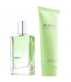 Aktion - Jil Sander Evergreen Geschenkset (EdT30/BL75)