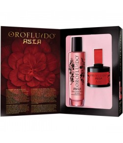 Aktion - Orofluido Asia Beauty Set Exclusive Edition - Zen Control Elixir + Blush