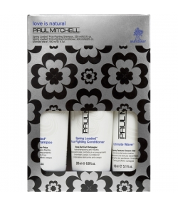 Aktion - Paul Mitchell Curls Make it Natural Holiday Gift Set Trios