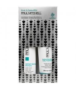 Aktion - Paul Mitchell Moisture Make it Hydrated Holiday Gift Set Duos