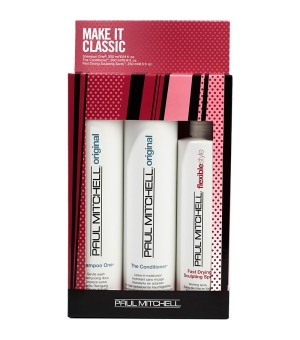 Aktion - Paul Mitchell Original Make it Classik Set