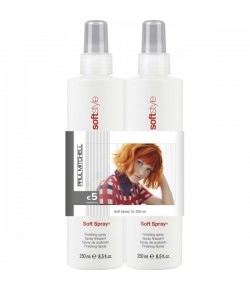Aktion - Paul Mitchell Save On Duo Soft Spray 2 x 250 ml