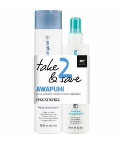 Aktion - Paul Mitchell Save on Duo Awapuhi 300 ml + 250 ml