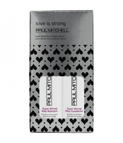 Aktion - Paul Mitchell Strength Super Strong Duos Set