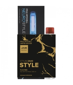 Aktion - Paul Mitchell Stylingduo Neuro Style + gratis Hot Off The Press