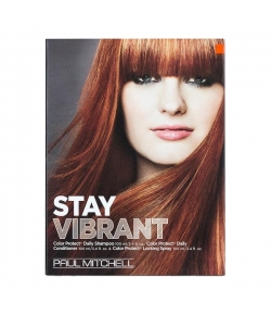 Aktion - Paul Mitchell Take Home Color Protect Stay Vibrant Set