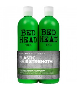 Aktion - Tigi Bed Head Elasticate Tween Duo Shampoo + Conditioner 2 x 750ml