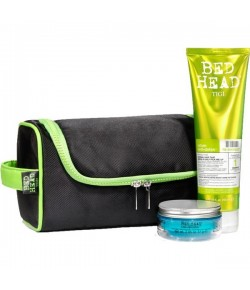 Aktion - Tigi Bed Head Funked up Geschenkset + Gratis Kulturtasche