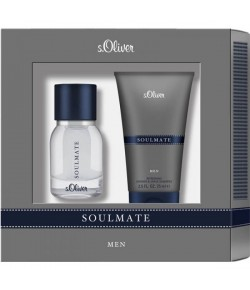 Aktion - s.Oliver Soulmate Men Geschenkset Duo (EdT30/SG75)