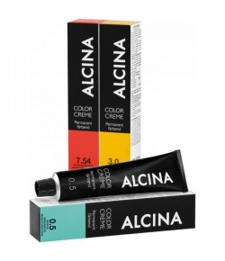 Alcina Color Creme Haarfarbe 6.1 Dunkelblond-Asch 60 ml