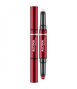 Alcina Even Lip Duo cherry