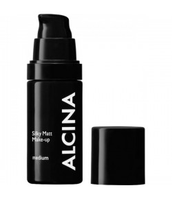 Alcina Silky Matt Make-up 30 ml Medium