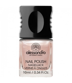 Alessandro Colour Code 4 Nail Polish 07 Shimmer Shell 10 ml