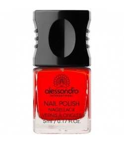 Alessandro Colour Code 4 Nail Polish 12 Classic Red 5 ml