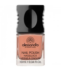 Alessandro Colour Code 4 Nail Polish 20 Toffee Nut 10 ml