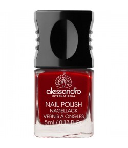 Alessandro Colour Code 4 Nail Polish 26 Velvet Red 5 ml