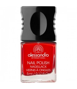 Alessandro Colour Code 4 Nail Polish 28 Red Carpet 5 ml