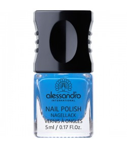Alessandro Colour Code 4 Nail Polish 314 Funky Blue 5 ml