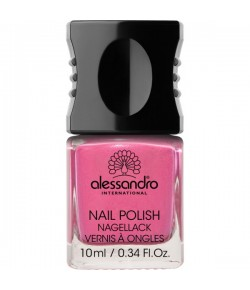 Alessandro Colour Code 4 Nail Polish 41 Sweet Blackberry 10 ml