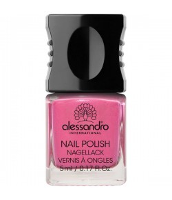 Alessandro Colour Code 4 Nail Polish 41 Sweet Blackberry 5 ml
