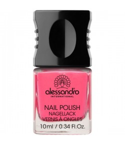 Alessandro Colour Code 4 Nail Polish 42 Neon Pink 10 ml