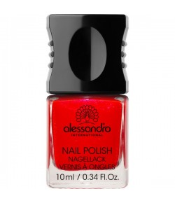 Alessandro Colour Code 4 Nail Polish 44 Pink Cadillac 10 ml