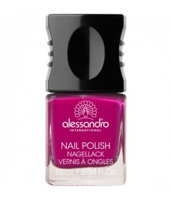 Alessandro Colour Code 4 Nail Polish 50 Vibrant Fuchsia 10 ml