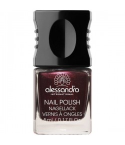 Alessandro Colour Code 4 Nail Polish 55 Dark Rubin 5 ml