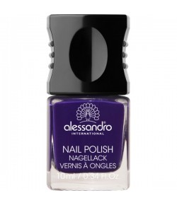Alessandro Colour Code 4 Nail Polish 58 Blackberry 10 ml