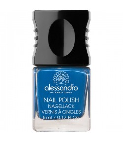 Alessandro Colour Code 4 Nail Polish 60 Blue Lagoon 5 ml