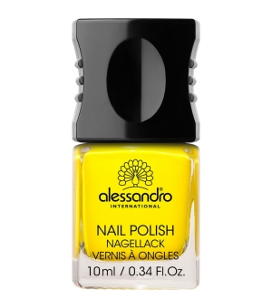 Alessandro Colour Code 4 Nail Polish 65 Sunshine Reggae 10 ml