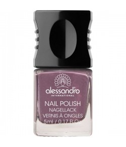 Alessandro Colour Code 4 Nail Polish 67 Dusty Purple 5 ml
