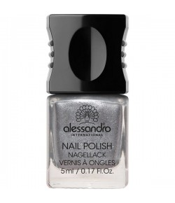 Alessandro Colour Code 4 Nail Polish 74 Silver Moon 5 ml