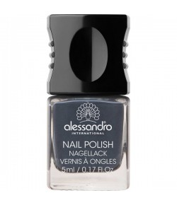 Alessandro Colour Code 4 Nail Polish 76 New York Grey 5 ml