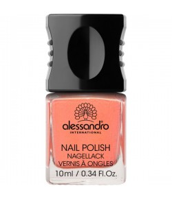 Alessandro Colour Code 4 Nail Polish 81 Peachy Cinderella 10 ml