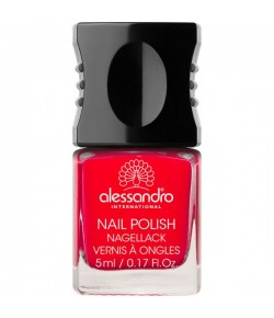 Alessandro Colour Code 4 Nail Polish 84 Cherry Cherry Lady 5 ml